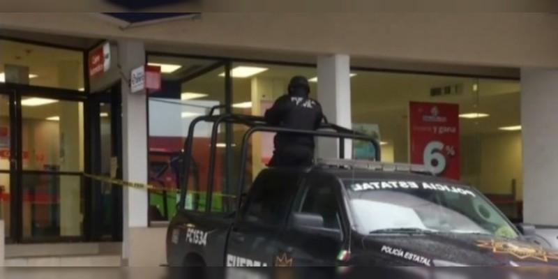 Cinco muertos y 6 lesionados tras persecución y balacera en Celaya, Guanajuato