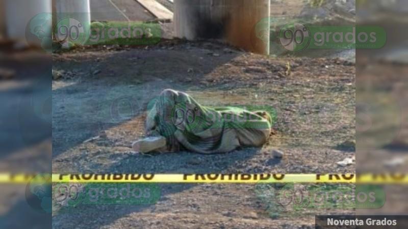 Hallan a mujer asesinada en Zacapu, Michoacán; ya son 43 féminas asesinadas en el año en la entidad