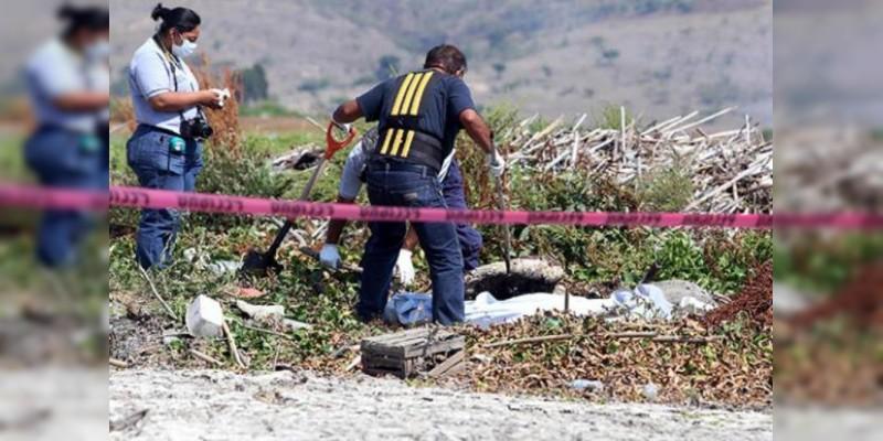 Encuentran cadáver de una mujer en Morelia