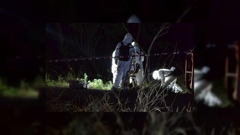 Hallan a dos personas decapitadas en la Zamora-Jiquilpan, una es mujer