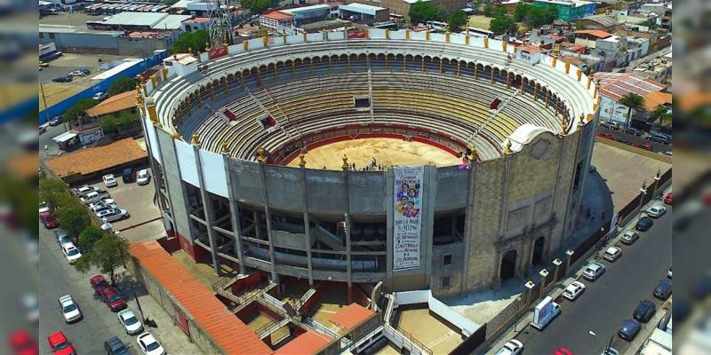 Lista la colegiata taurina más bella del país para la corrida histórica en Morelia
