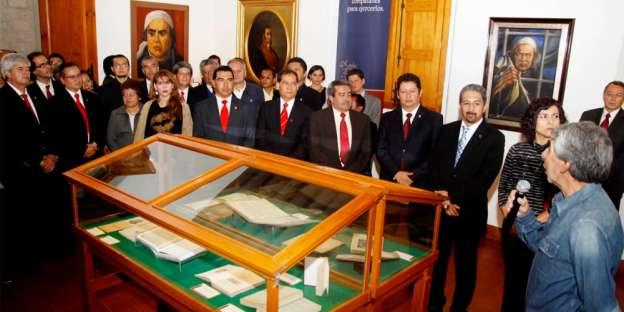 Exhibe UMSNH documentos inéditos de José María Morelos