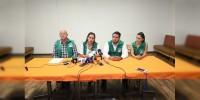 Pugnan candidatos del Partido Verde al Senado por un debate público incluyente y de propuestas