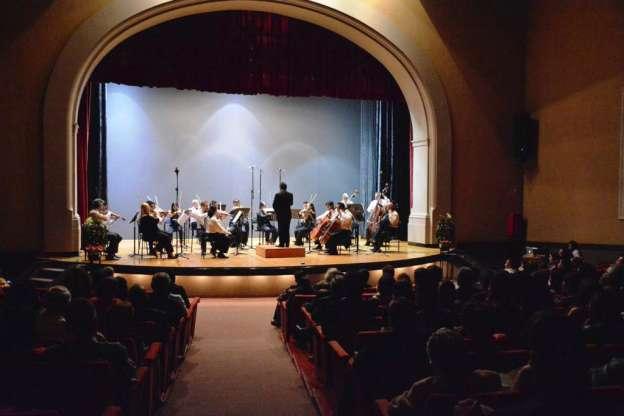 Orquesta de Cámara de la UMSNH rinde homenaje a José María Morelos