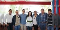 Líderes estudiantiles de tecnológicos denuncian fraude de Beca Futuro ante Xóchitl Ruiz González