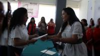 Mujer debe empoderarse a través de la política: Xóchitl Ruiz