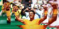 Rafael Nadal se coronó en Monte Carlo
