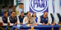 Por Michoacán al Frente, más fuerte que nunca: Alma Mireya González