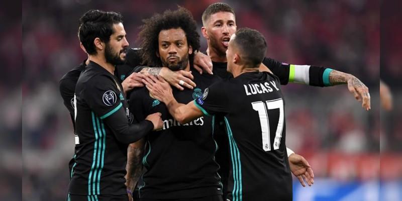 Real Madrid ganó en Alemania y se acerca a la Final de Champions League
