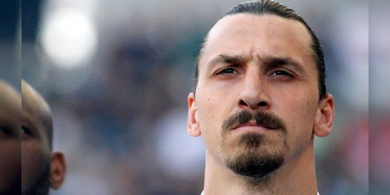 Zlatan Ibrahimovic no asistirá al Mundial de Rusia