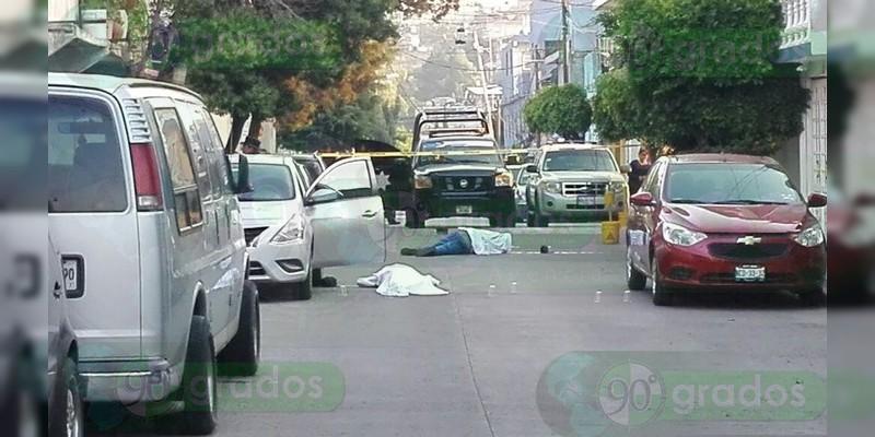 Muere policía federal al enfrentar y matar a asaltantes en Naucalpan, Estado de México