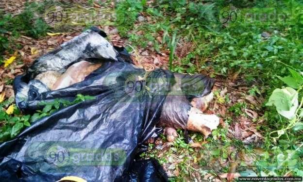 Localizan cadáver torturado en Lázaro Cárdenas, Michoacán