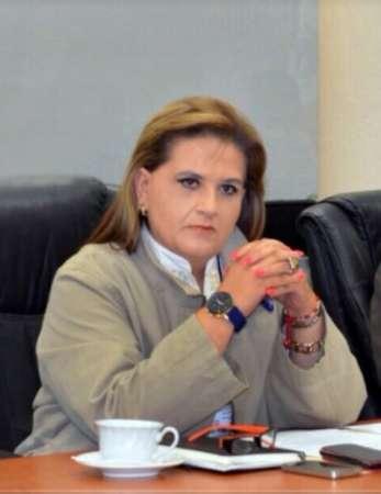 Confía Marcela Casillas que Silvano Aureoles regrese el estado de derecho en Michoacán