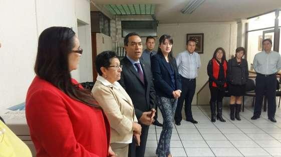 Adrián López Solís da posesión a Subsecretaria y nuevos Directores de la Segob