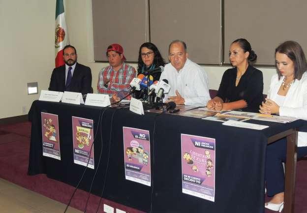 Anuncian realización del Foro Estatal sobre Derechos Humanos de las Mujeres, en Michoacán