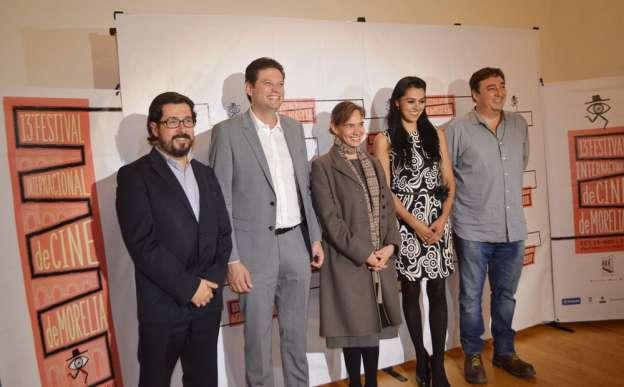 Ayuntamiento brinda total apoyo al Festival Internacional de Cine de Morelia: Alfonso Martínez