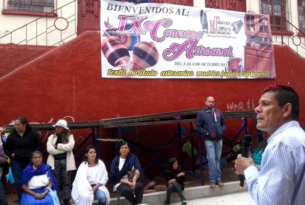 Necesario apoyar y valorar el arte popular michoacano: Marco Lagunas