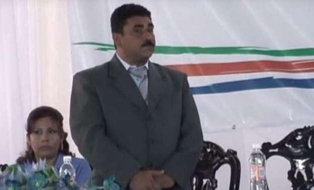Encarcelan a ex alcalde veracruzano por delitos contra la libertad de expresión