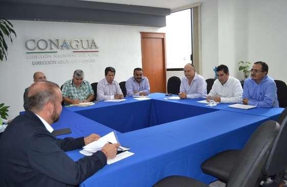 Comisión Estatal del Agua y Conagua se coordinan para la construcción de la Presa del Chihuero