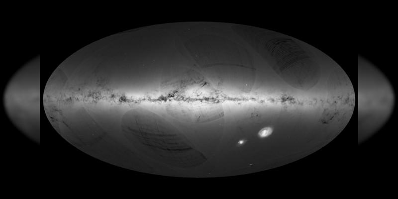 Participa la UNAM en el análisis del mapa tridimensional más completo de la Vía Láctea