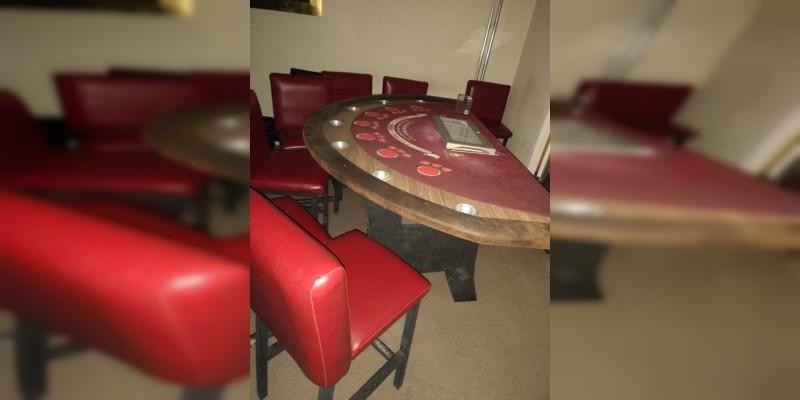 Asegura PGR casino clandestino en Ciudad Jiménez, Chihuahua