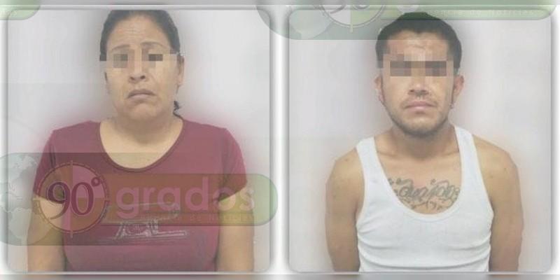 Detienen a dos cuando pretendían deshacerse de un cadáver en Zamora, Michoacán