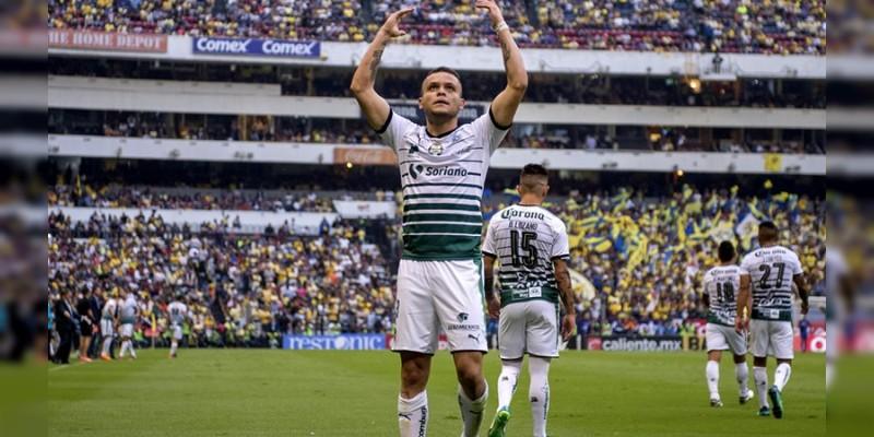 América no logró la remontada y Santos es finalista