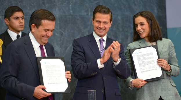 Acuerdo Transpacífico reafirma a México como economía competitiva: Peña Nieto