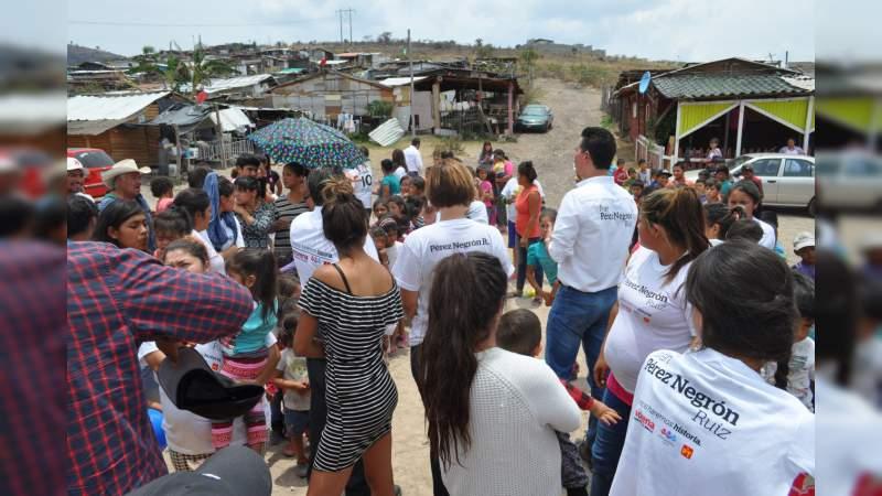 No más hogares sin agua: Pérez Negrón Ruíz