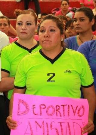 Ayuntamiento de Morelia pondrá en marcha liga municipal de volibol