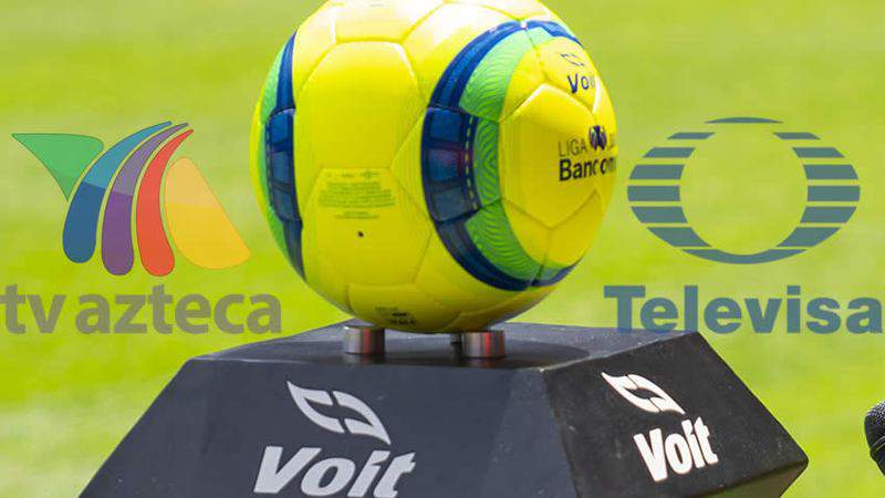 Final del fútbol mexicano será transmitido por ambas televisoras