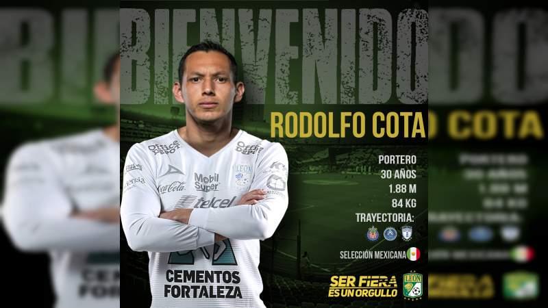 Rodolfo Cota jugará para León
