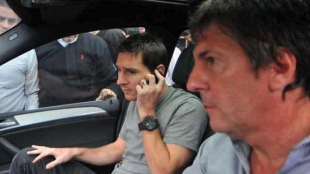 Messi y su padre, a juicio por presunto delito fiscal