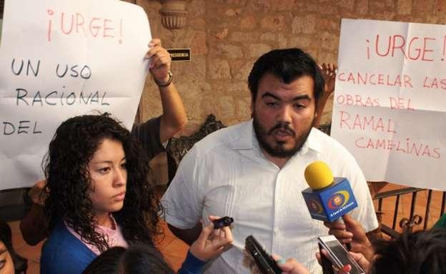 Pide MCDL a Silvano Aureoles reunión para tratar proyecto Segunda Etapa del Libramiento Sur, tramo Ramal Camelinas