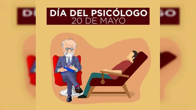 Hoy 20 de mayo se celebra el d a nacional del psic logo for Espectaculos del dia de hoy en mexico
