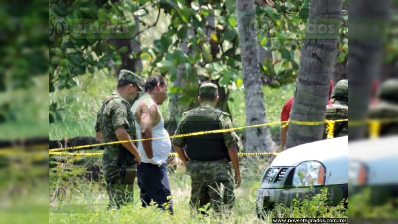 Abandonan a tres ejecutados sobre la Chilpancingo - Acapulco, en Guerrero