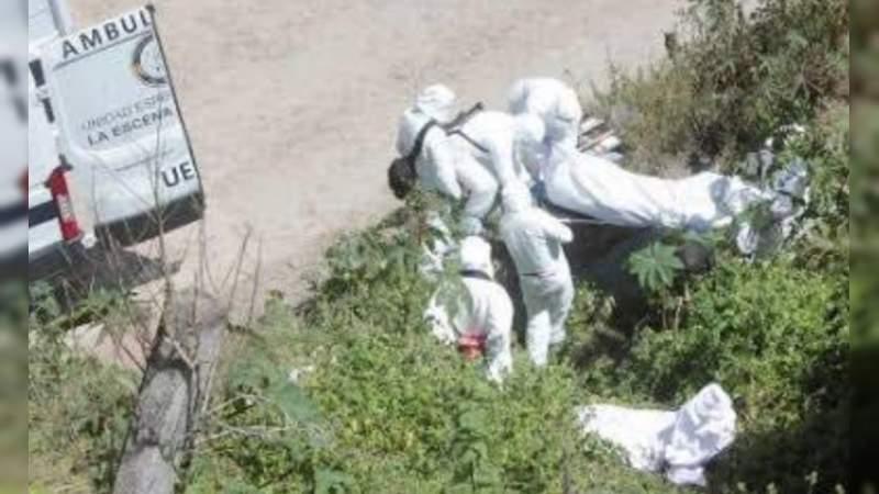 Putrefacto, hallan cadáver en playas de Acapulco, Guerrero