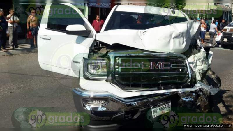 Fallece Magistrado Federal en choque en la Morelia - Salamanca, en Michoacán