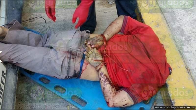 Desollado y decapitado, dejan cadáver de joven en Chilapa de Álvarez, Guerrero