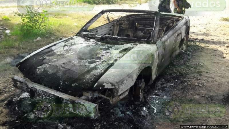Confirman hallazgo de dos calcinados dentro de taxi en Celaya, Guanajuato