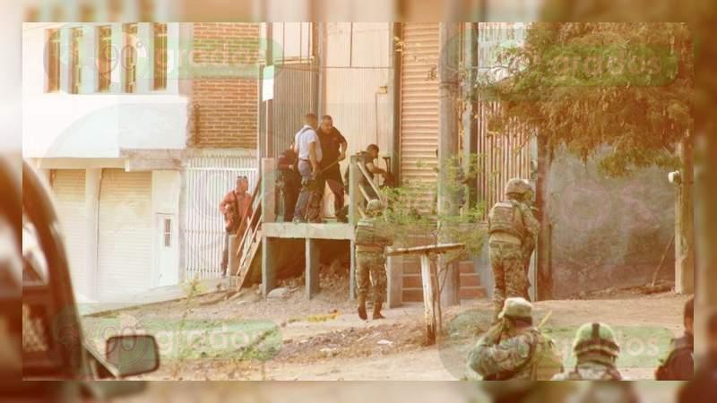 Balacera en Lázaro Cárdenas deja dos muertos y dos heridos