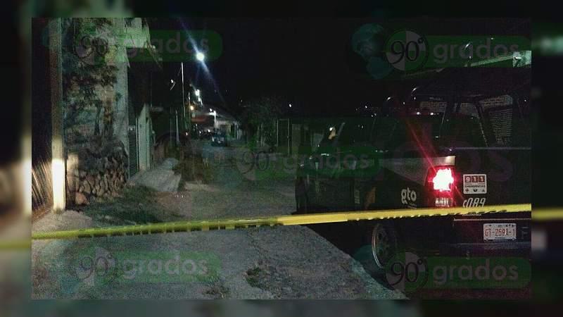 Balacera en el centro de Apaseo el Alto deja tres muertos y dos heridos