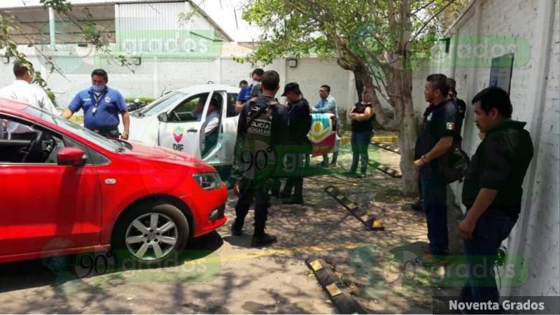 Asaltan a empleado del DIF en Lázaro Cárdenas, Michoacán