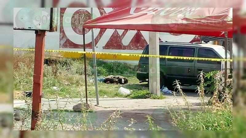 Asesinan a cuatro personas y hieren a tres más en Celaya, Guanajuato