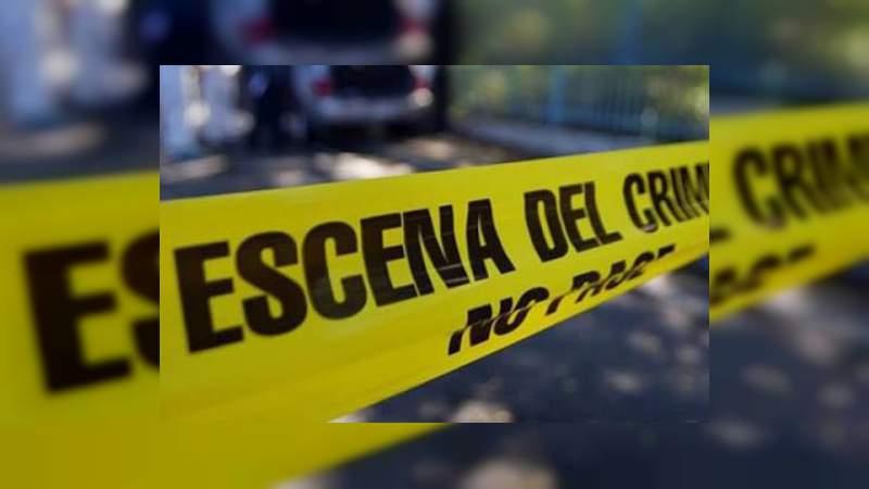CDMX: Pareja se arroja a canal para evitar asalto y uno muere