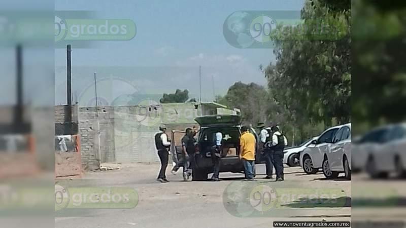 Identifican a velador muerto a golpes en autolavado de Villagrán, Guanajuato