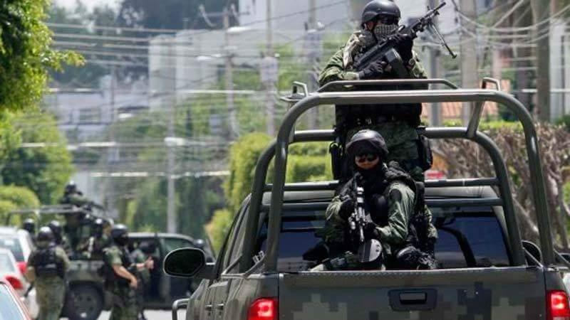 Despliegue de 2 mil soldados en los límites de Querétaro y Guanajuato por ola de violencia