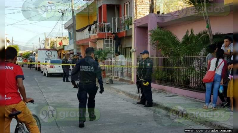 Asesinan a un estilista a puñaladas en Iguala, Guerrero