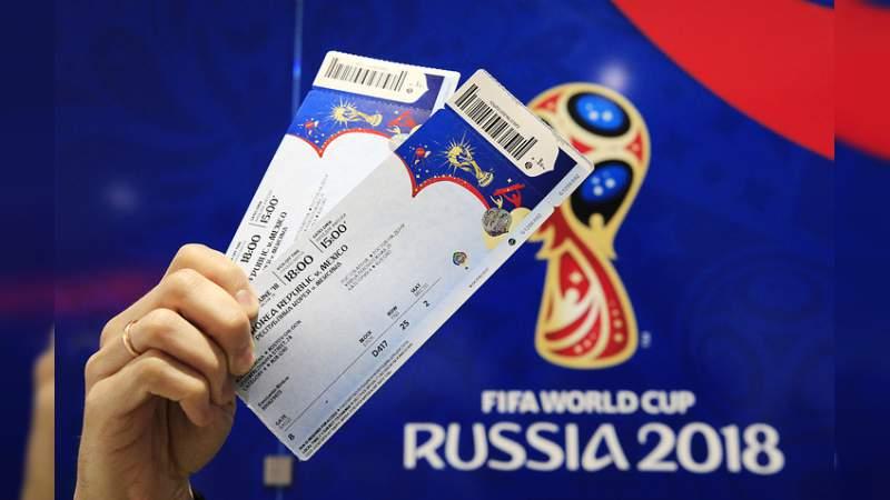 Profeco llama a no comprar boletos del Mundial de Fútbol ni en la reventa ni en portales sin autorización
