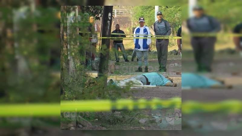 Asesinan a un hombre frente a su casa y negocio en Zamora, Michoacán